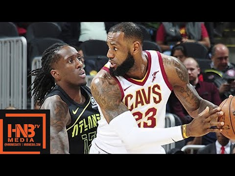 Cleveland Cavaliers vs Atlanta Hawks Full Game Highlights / Feb 9 / 2017-18 NBA Season