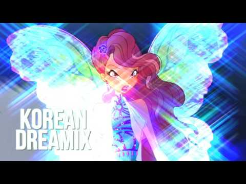 Winx Club, World of Winx: Korean Dreamix - FULL SONG