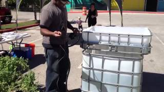 Solar Powered Aquaponics - Aquaponics System DIY