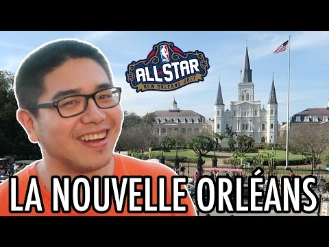 LA NOUVELLE ORLÉANS ! - LE RIRE JAUNE (NBA ALL STAR WEEKEND)