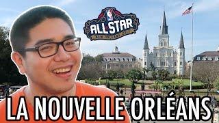 LA NOUVELLE ORLÉANS ! (NBA ALL STAR WEEKEND 2017) - LE RIRE JAUNE