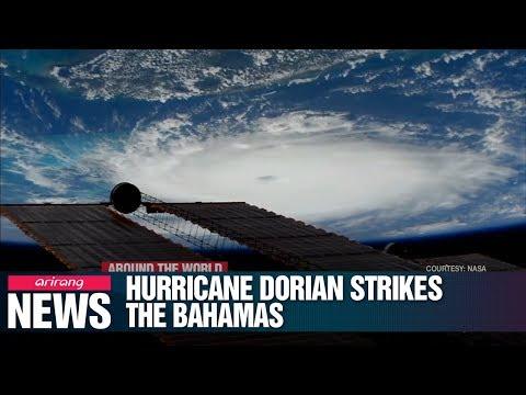 Category 5 Hurricane Dorian Strikes The Bahamas