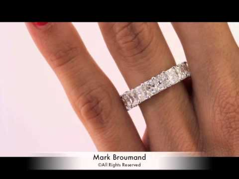 eternity ring ct brilliant engagement band double halo htm p round bands diamond angel