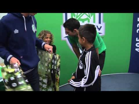 Energy FC Visits First Fidelity Bank in South OKC