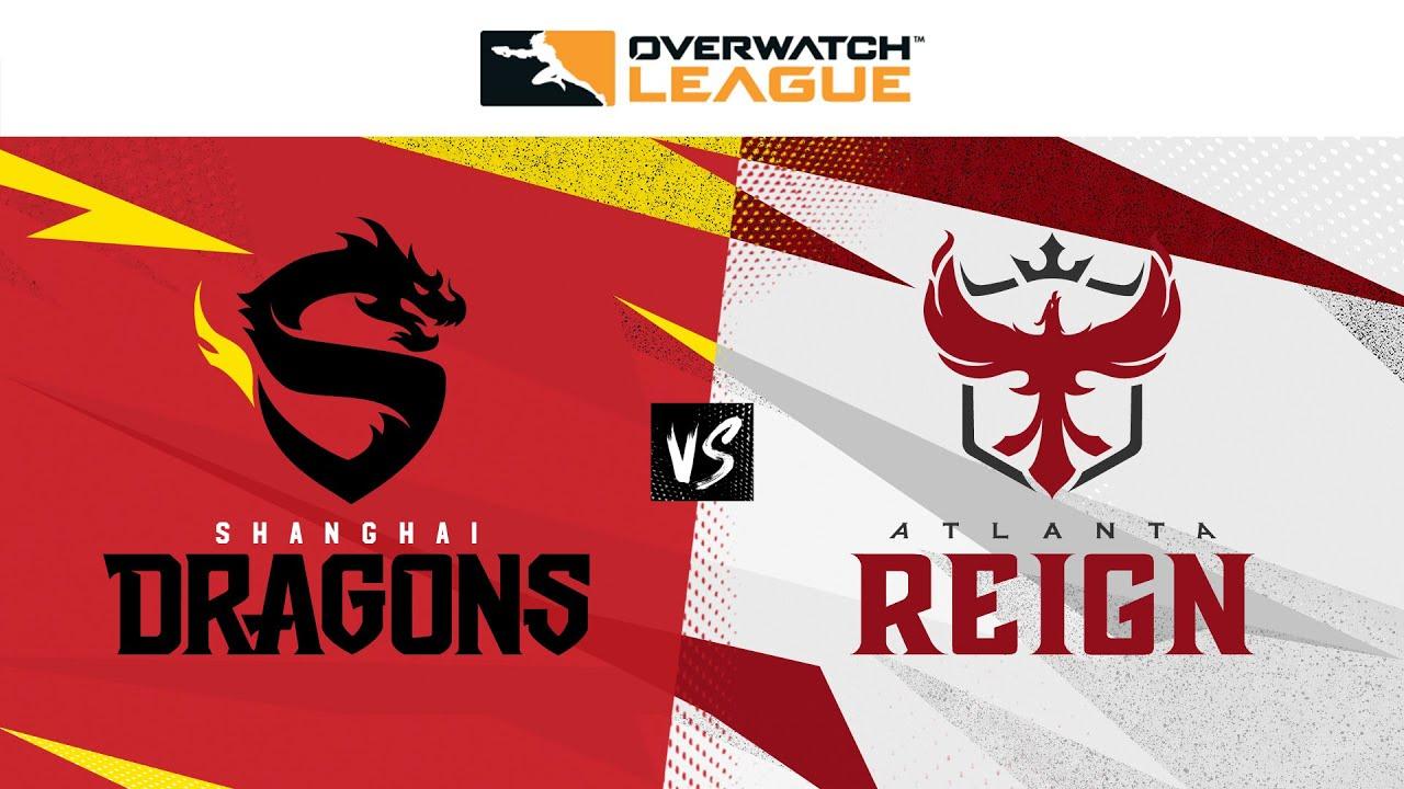 Losers Final | @Shanghai Dragons vs @ATL Reign  | June Joust Tournament | Day 2