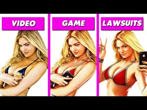 10 Video Game LAWSUITS Where Things Got UGLY