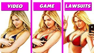 10 Video Game LAWSUITS Where Things Got UGLY | Chaos