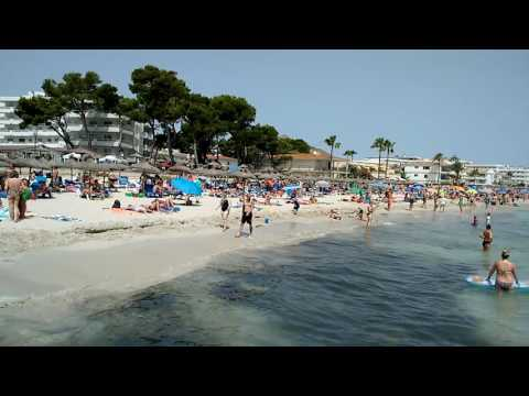 Alcudia Beach, Balearic Islands,