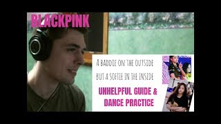 Blackpink Dance Practice Unhelpful Guide Reaction MP3