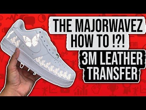 The Majorwavez How to Reflective Custom