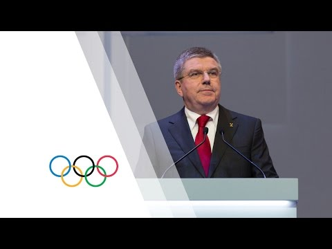 127th IOC Session in Monaco - Opening Ceremony of the 127th Session