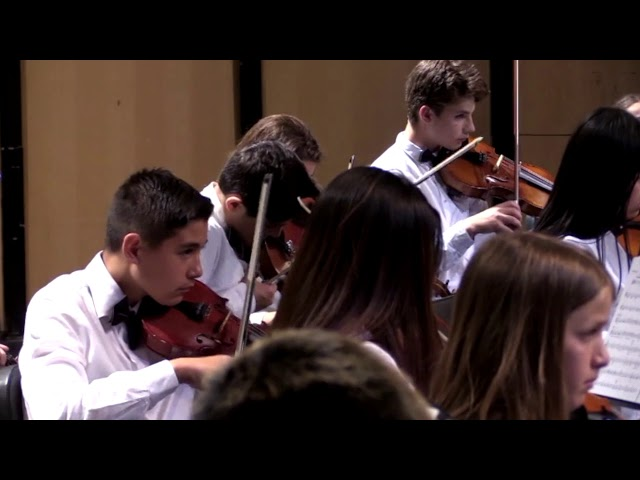 10 Holmes Advanced Orchestra Andantino from Symphony No  4 Tchaikovsky