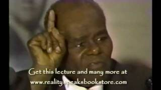 Dr. John Henrik Clarke- Christianity Before Christ in Africa