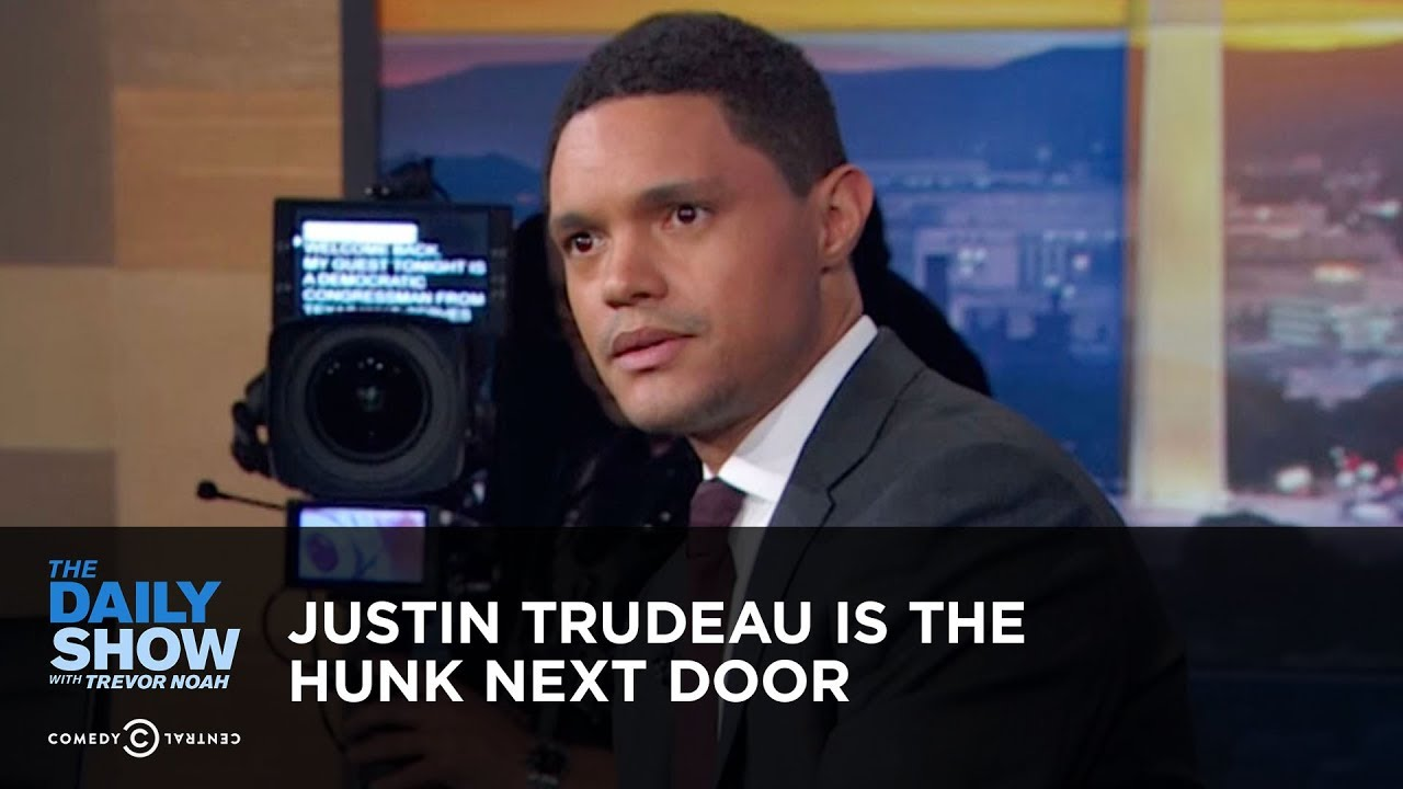 justin-trudeau-is-the-hunk-next-door-between-the-scenes-the-daily-show