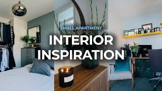 Small Apartment Interior Design Ideas | London Apartment Tour