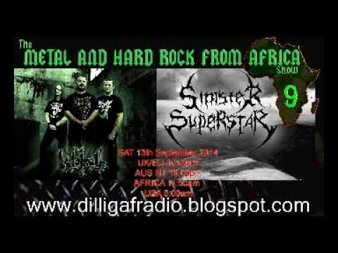 The Metal & Hard Rock From Africa Episode 9 Part 2 (Lelahell Interview)