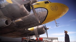 Left seat DC-3 Engine Failure Drill + a different take on Multi Engine Flight Training
