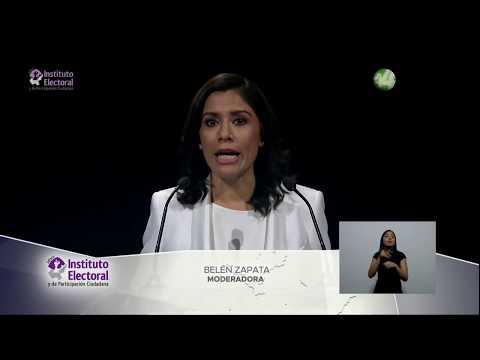 EN VIVO   Primer debate entre candidatos a la gubernatura de Jalisco