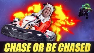 CHASE OR BE CHASED - Cowsep