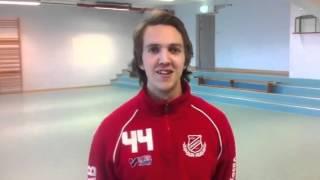 Erik Blomberg efter Tyresö hemma