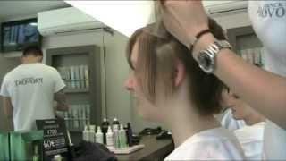 A faire avant de mourir : aller chez le coiffeur et lui donner carte blanche (FIN DU BAC!!)