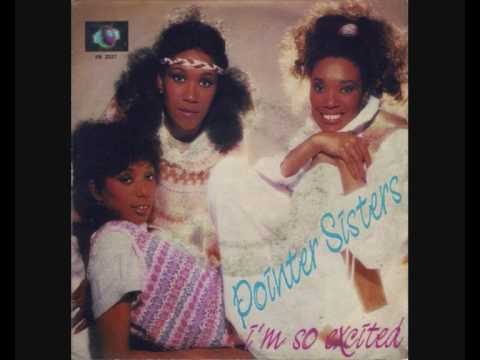 pointer sisters - i'm so excited extended version by fggk