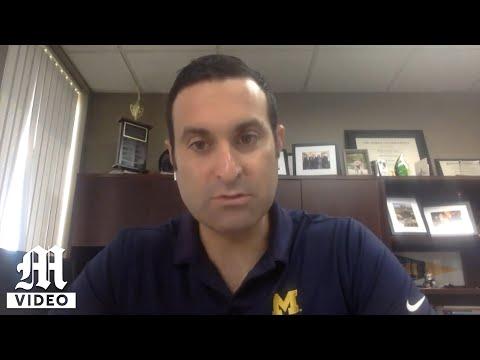 Board of Regents Chair Jordan Acker talks U-M COVID-19 response
