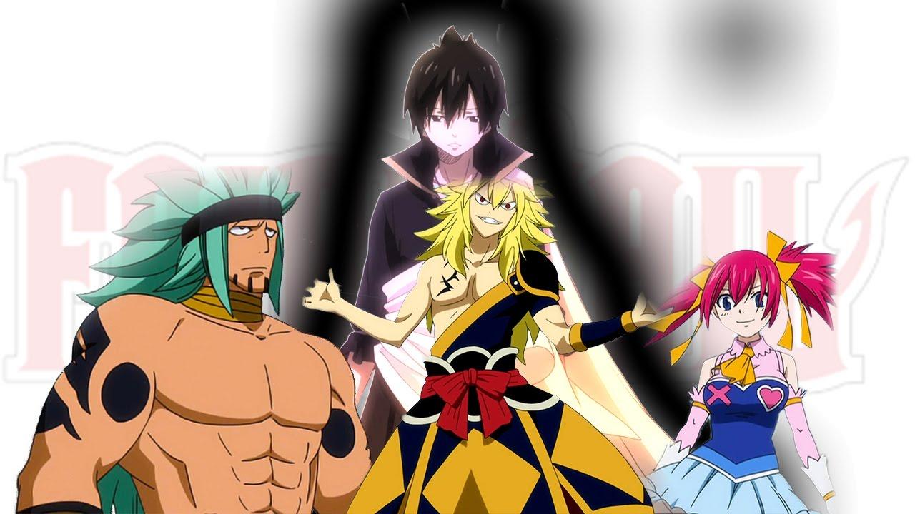 Fairy Tail - Zeref, the ORIGINAL God slayer? | Zeref VS ...