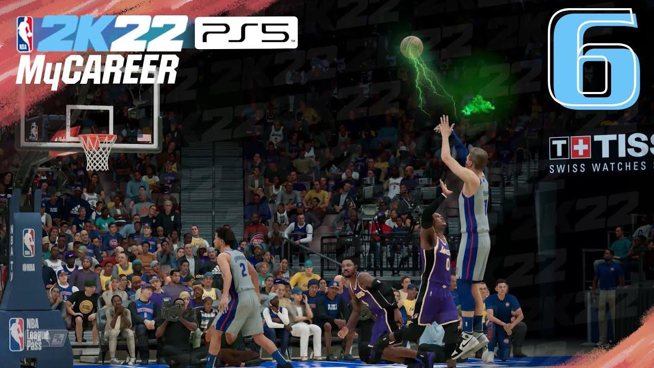 MyCAREER#6 - แบกไม่ไหว สภาพ - NBA2K22 PS5[NEXT-GEN]