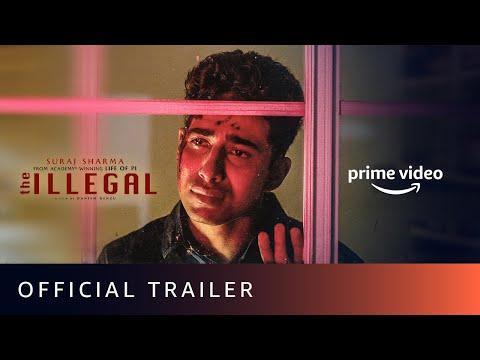 The Illegal - Official Trailer | Suraj Sharma | Danish Renzu | Amazon Prime Video | Mar 23