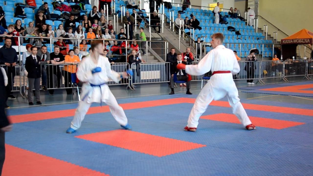 Kilkuset karateków z Polski i ze świata pokazało w Tczewie możliwości