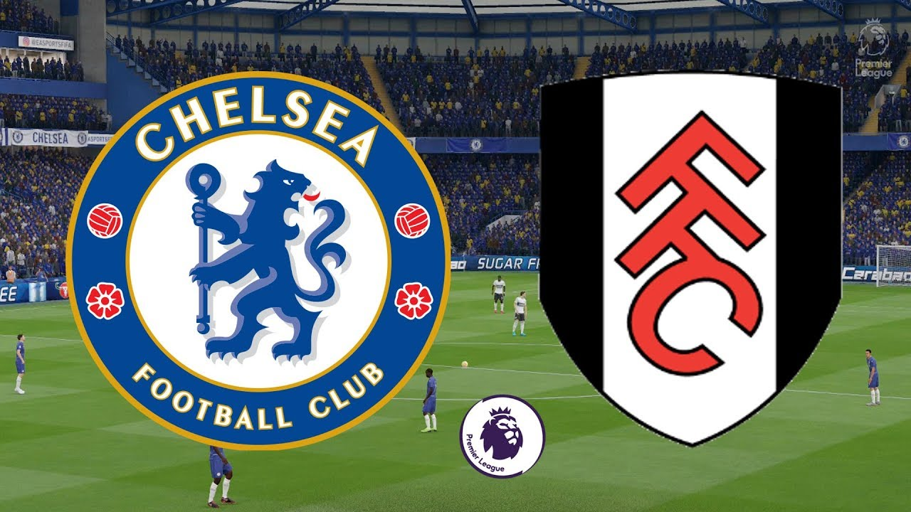 Premier League 2018 19 Chelsea Vs Fulham 02 12 18 Fifa 19 Youtube