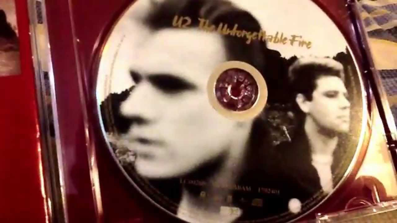 U2 - The Unforgettable Fire Volume One