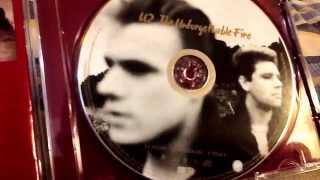 Album Unboxing: U2 The Unforgettable Fire 1984