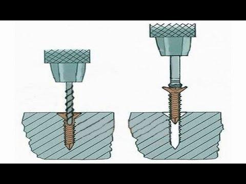 Как выкрутить сломаную шпильку, болт, шуруп