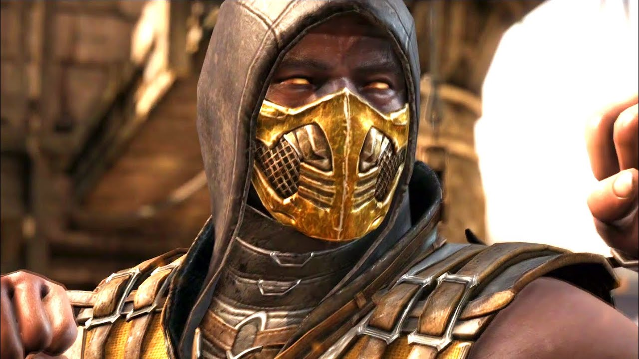 Mortal Kombat X Scorpion All Interaction Dialogues Youtube