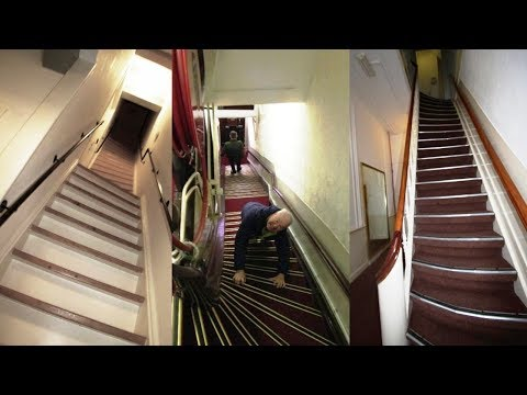 100 Most Steep, Narrow and Crooked Stairs of Amsterdam Hotels