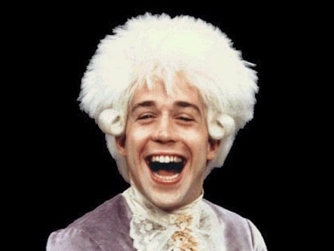 Not appropriate ~ Tom Hulce (Amadeus by Milos Forman, 1984)