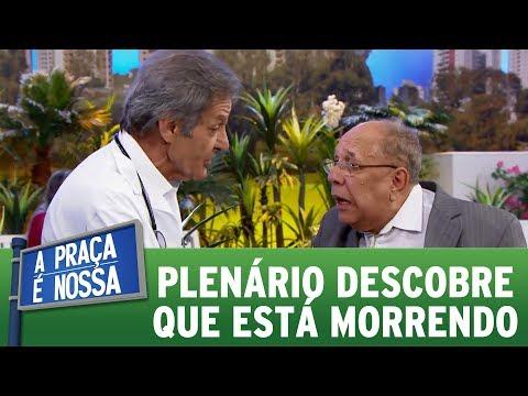Plenário descobre que está morrendo | A Praça É Nossa (29/06/17)