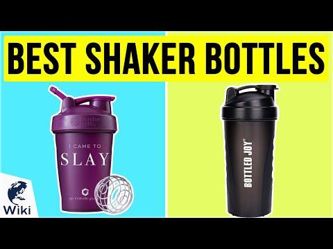 10 Best Shaker Bottles 2020