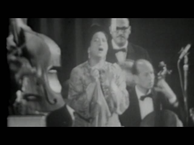 Umm Kulthum ( ?? ????? ) live; Al Atlal (English subtitles)