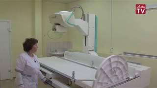 в поликлинике Химок отремонтировали рентген-аппарат. 19.02.19
