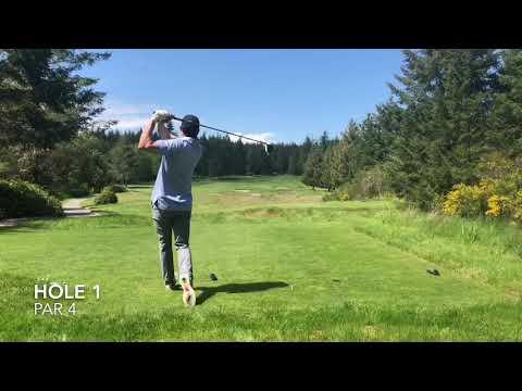 White Horse Golf Club, Hole By Hole