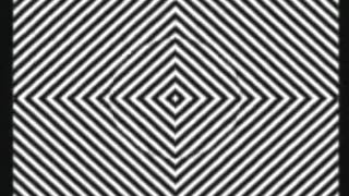 LSD Illusion - Optical Illusion - Makes your eyes go funny