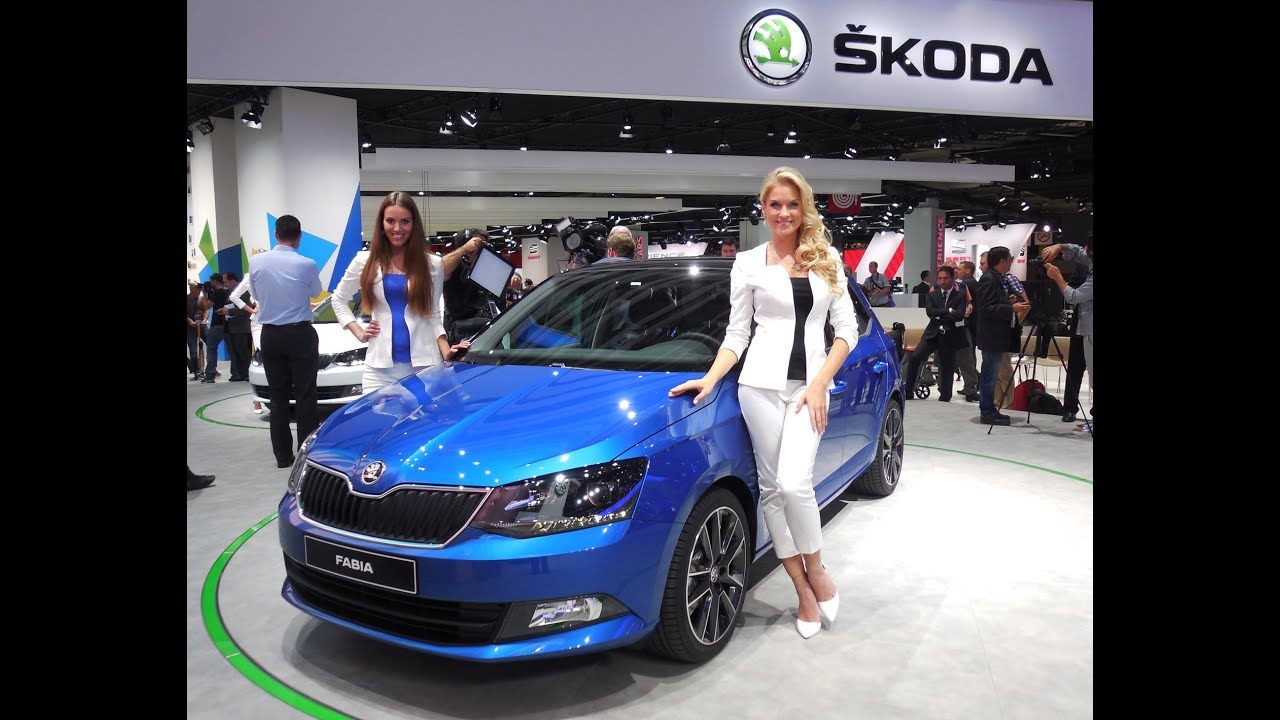 skoda fabia 3 1 2 tsi 110 km ambition youtube. Black Bedroom Furniture Sets. Home Design Ideas