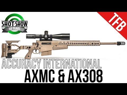 Accuracy International Archives -The Firearm Blog