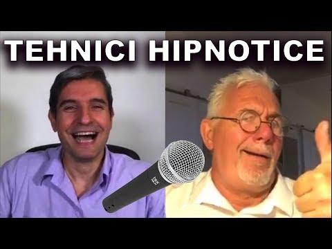 Tehnici Hipnotice - Eugen Popa interviu cu Bob Burns