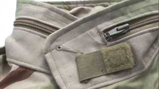 Genuine M-65 Field Jacket - woodland vs 3C