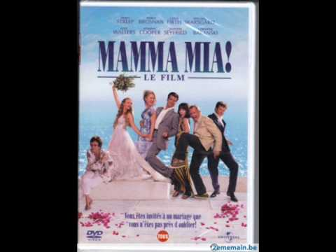 16 Soundtrack Mama mia!-Take a chance on me