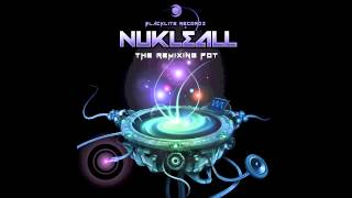 BLKEP011 NUKLEALL - THE REMIXING POT - HYPNOISE - Astral Journey ( NUKLEALL Remix )